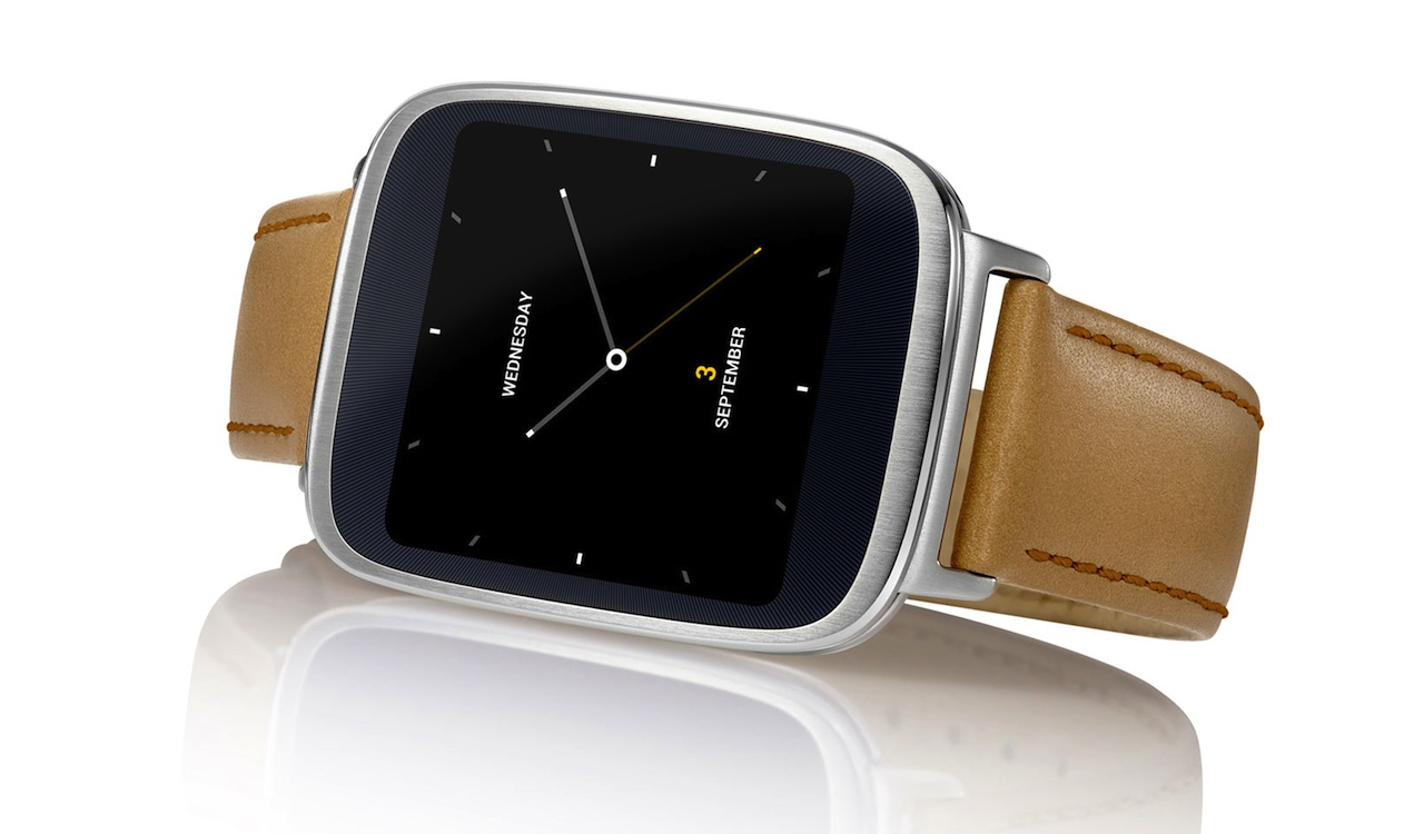 Asus launched 3 new apps for the ZenWatch