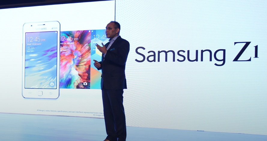 Tizen-powered Samsung Z1 officially launched