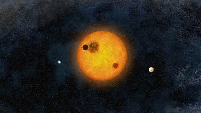 Ancient alien life