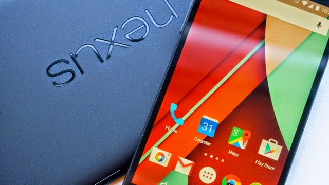 Android 5.0.2 Lollipop Nexus 7
