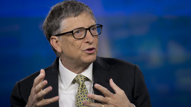 Bill Gates worries about artificial intelligence