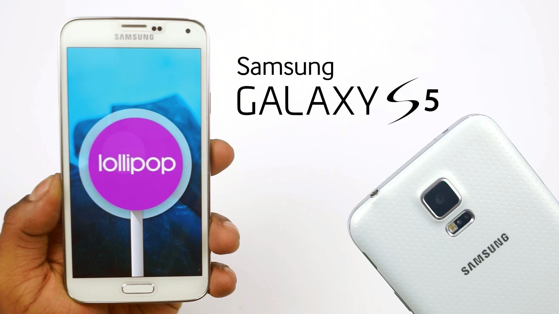 Get moar Lollipop on the Galaxy S5 if you're tired of