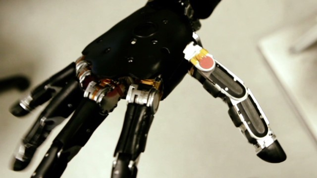 Advanced prosthetics DARPA