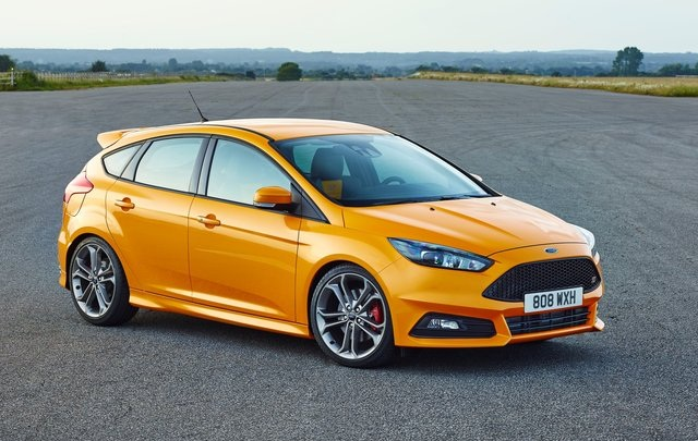 Ford Focus new stability control system