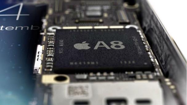 iPhone 6 Plus A8 processor