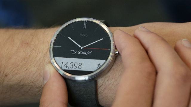 Moto 360 deal at Best Buy