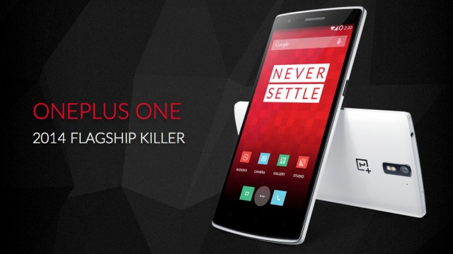OnePlus One freely available