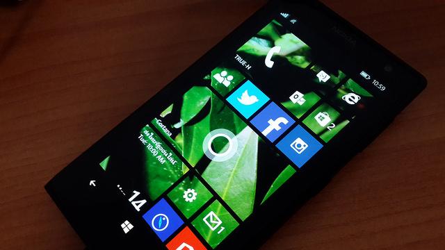 Windows Phone 8.1 Update 2 ahead of Windows 10
