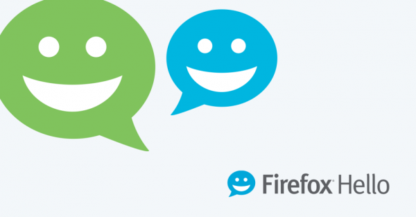 Firefox Hello might be the best video chat service ever