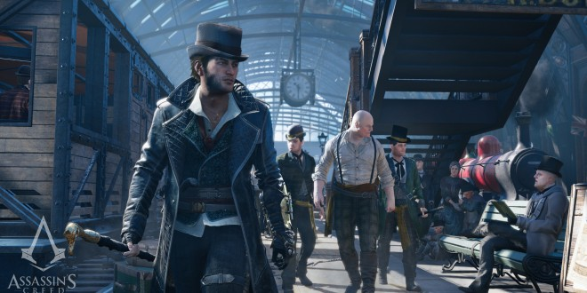 9 Minutes of Assassin's Creed: Syndicate Gameplay