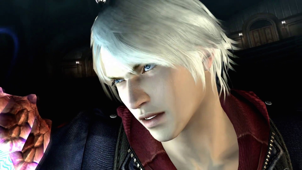 Hairstyle nero devil may cry 5