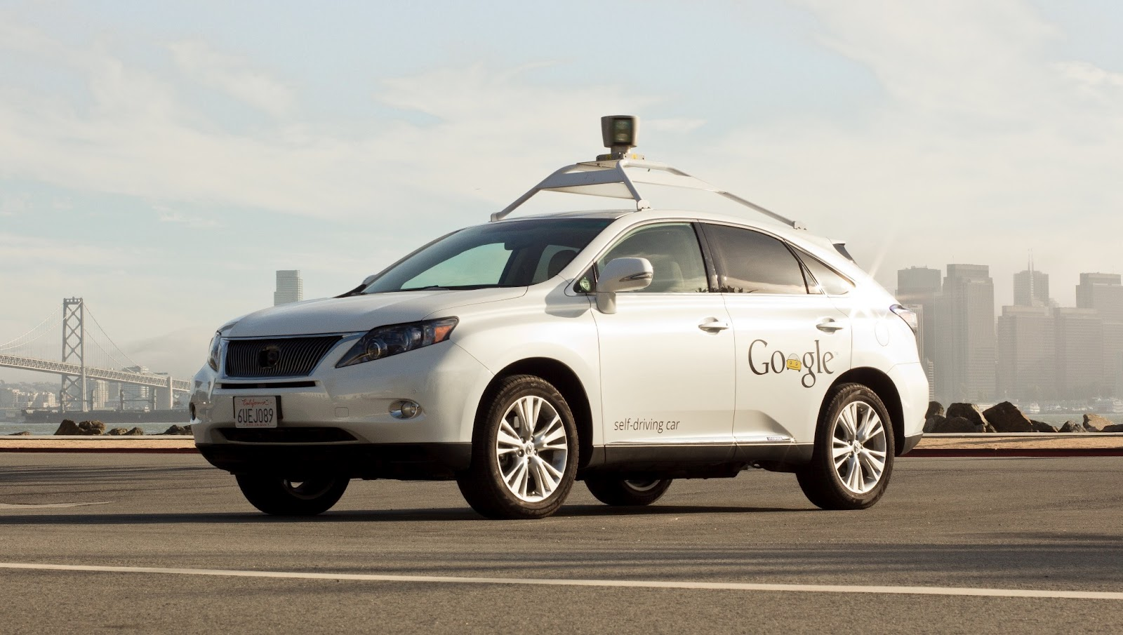 Google Blames Human Error for Self-Driving Car Accidents