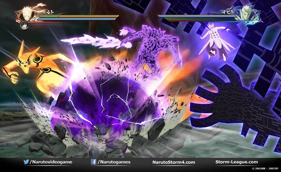 Naruto Shippuden: Ultimate Ninja Storm 4 New Video Details