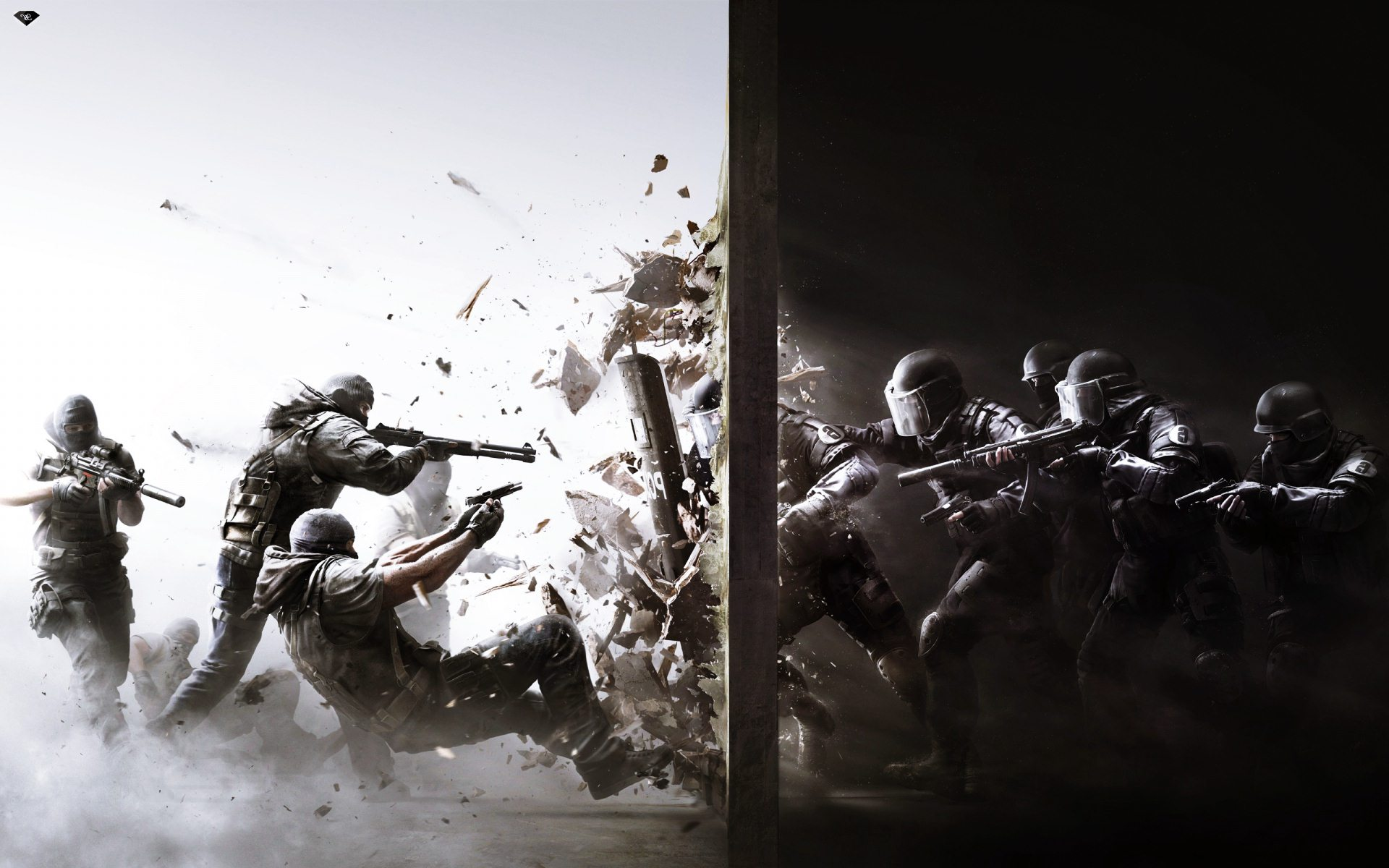 Rainbow Six Siege Release Date Announced
