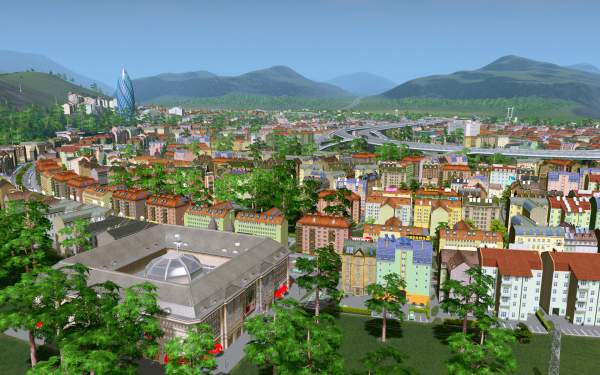cities: skylines update