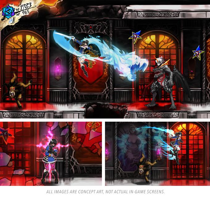 Castlevania Producer Leaves Konami Launches game on Kickstarter