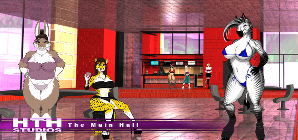 High tail hall 2 full game