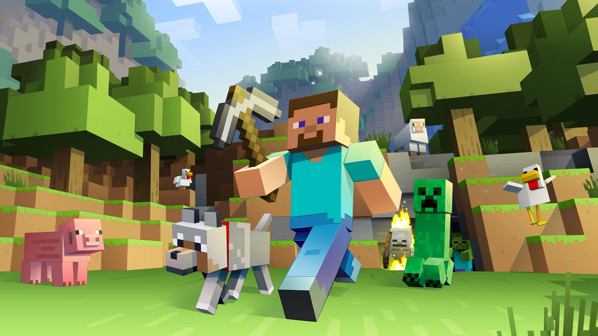 Minecraft Tops YouTube's Top 10 Most Streamed Video Games List