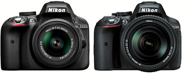 nikon-d3300-dslr-vs-nikon-d5300-better-dslr-camera-for-beginners