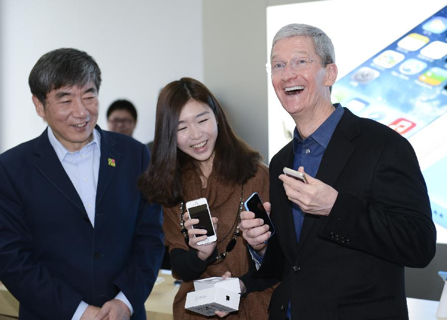 tim-cook-beijing-announcement-weibo-post