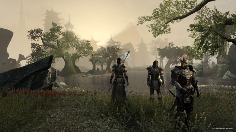 The Elder Scrolls Online Console Version launches broken