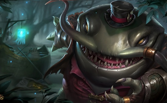 League Of Legends Tahm Kench
