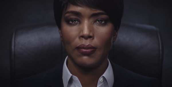 Tom Clancy's Rainbow Six Siege Angela Bassett