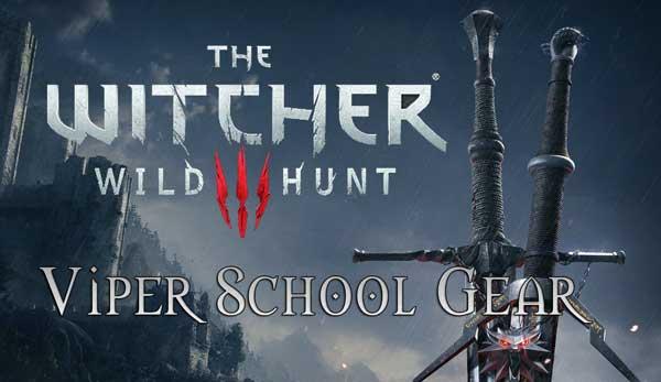 Viper School Gear