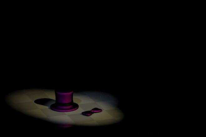 Five Nights At Freddy's 4 Purple Freddy Hat
