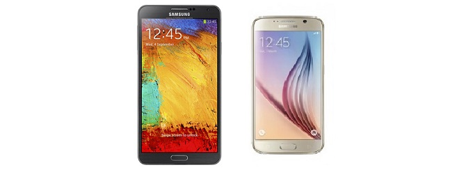 galaxy-note-3-vs-galaxy-s6=-battle-for-buck-power-users-business-users