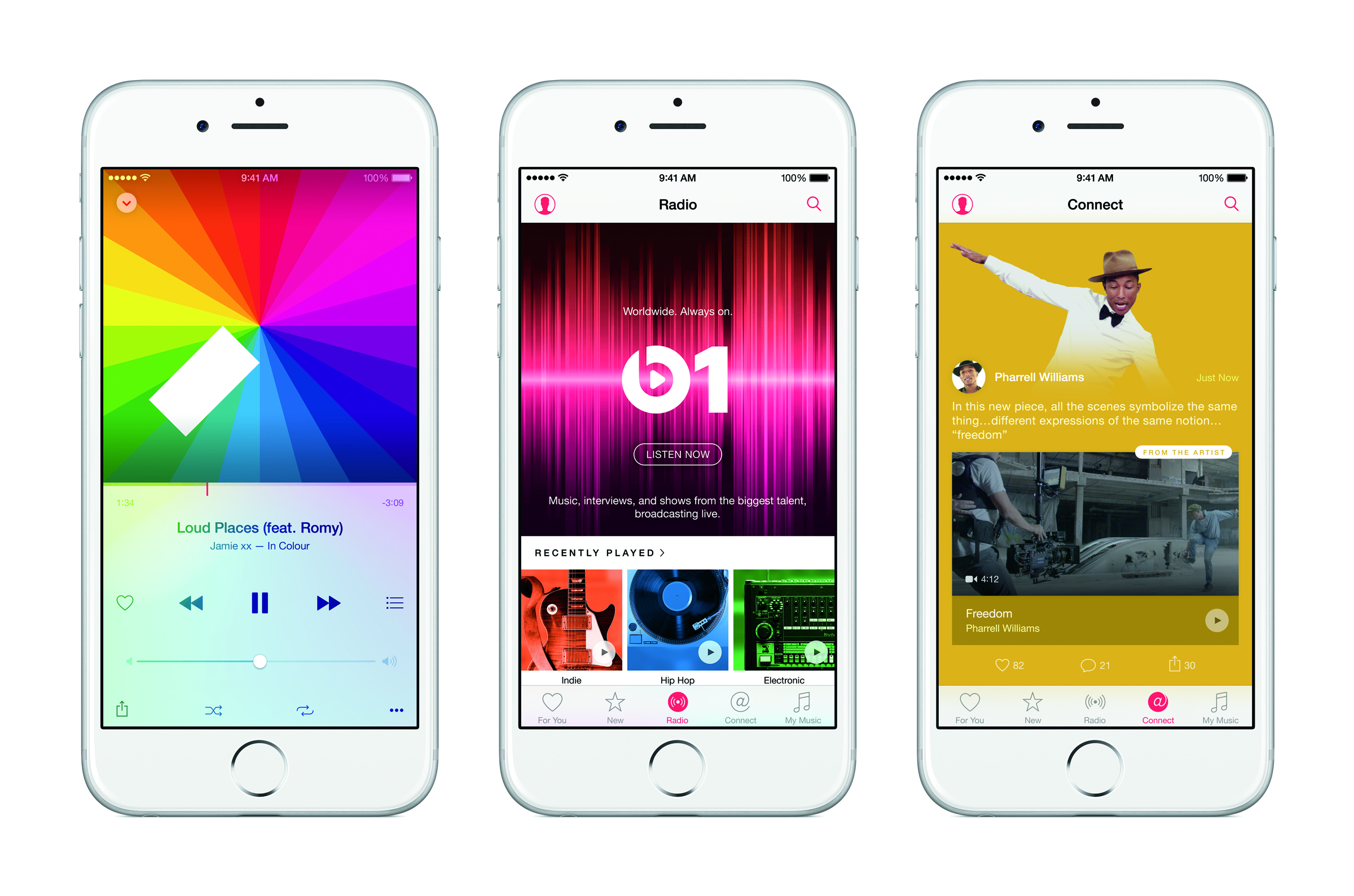 Apple opens fire on on Spotify with Apple Music