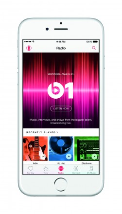 Apple Radio the constant streaming users crave