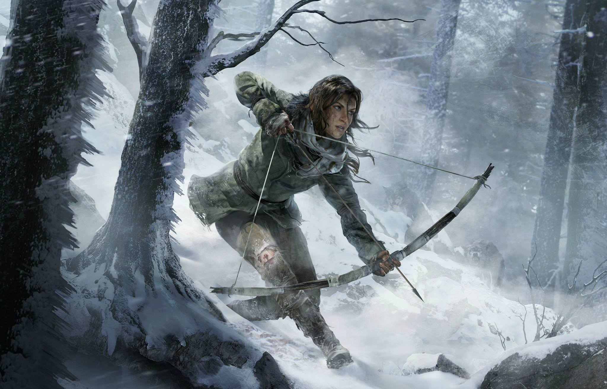 Rise of the Tomb Raider E3 Primer Trailer