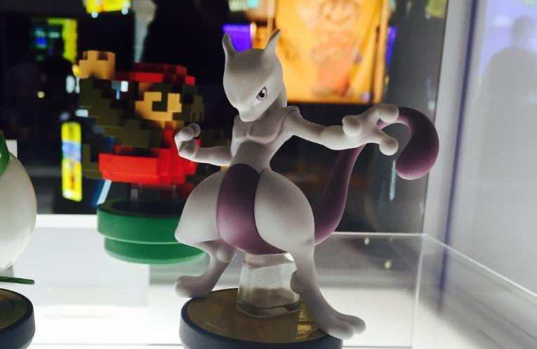 Mewtwo Amiibo
