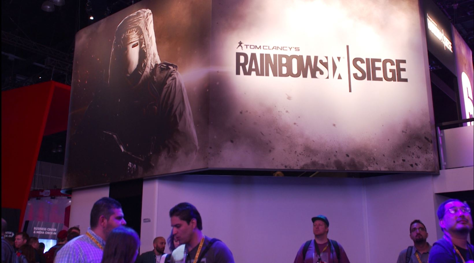 Ubisoft Prepares to Kick Off The Siege Games Tournament