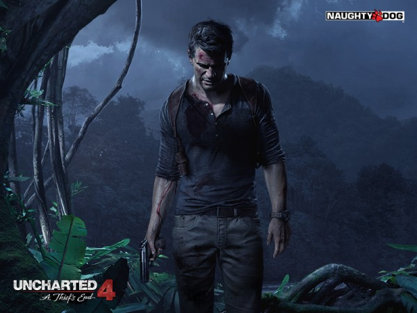 Uncharted 4: A Thief's End Nathan Drake