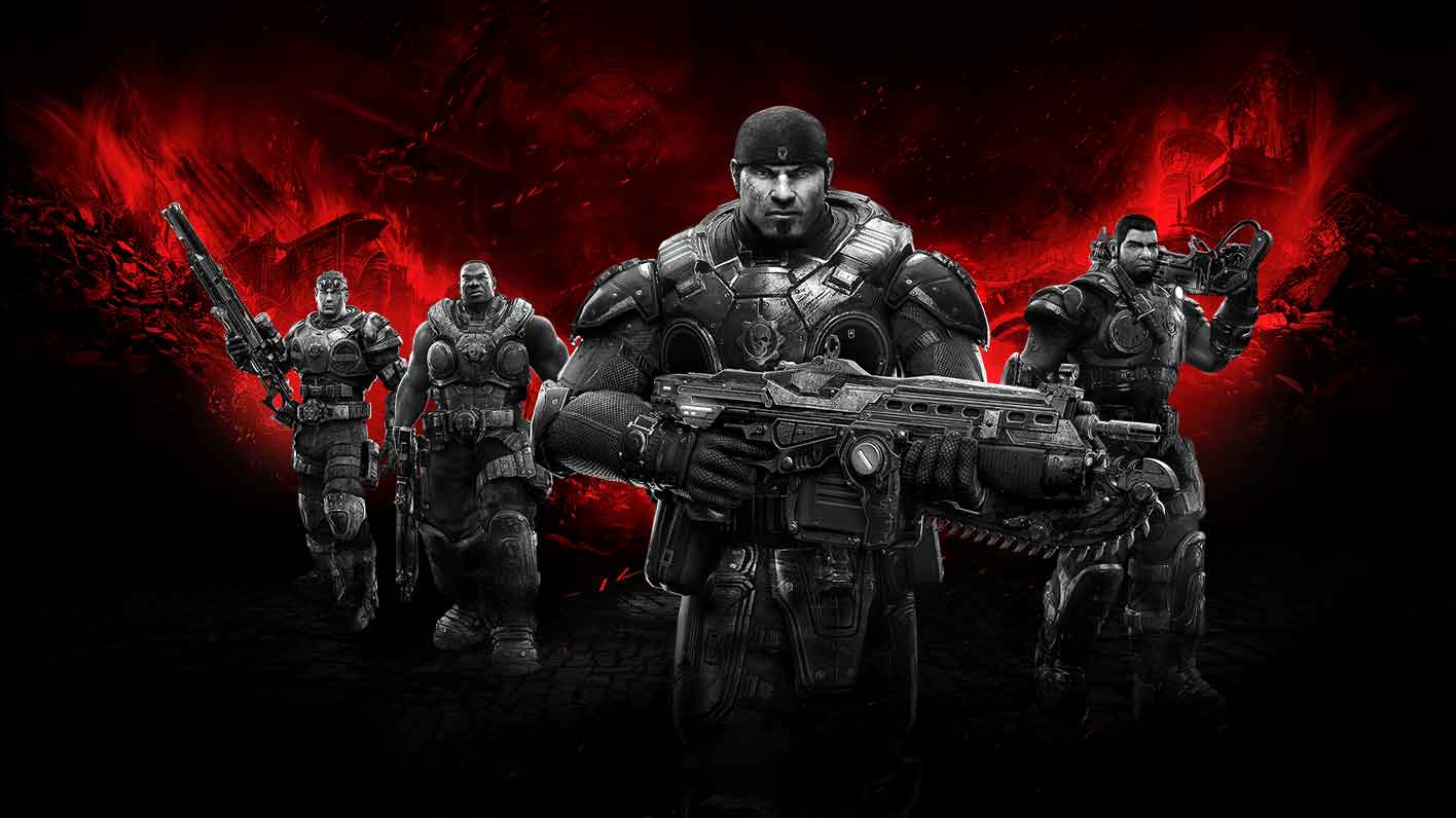 Gears of War: Ultimate Edition goes gold, gets new trailers and videos