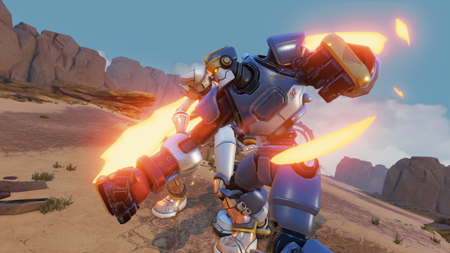 Rising Thunder is taking some of the complexity out of fighting sims