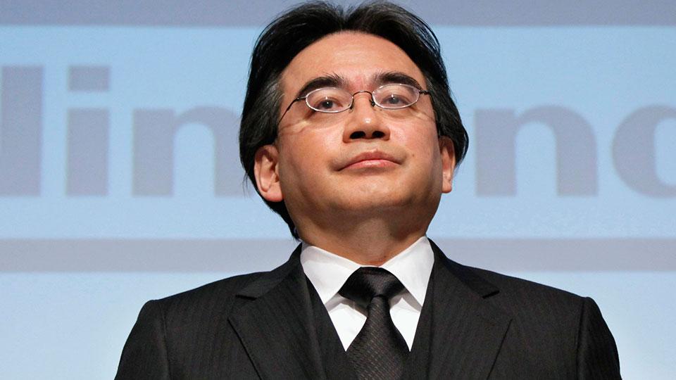 Satoru Iwata, Nintendi's President, dies at age 55
