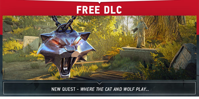 The Witcher 3 Free DLC