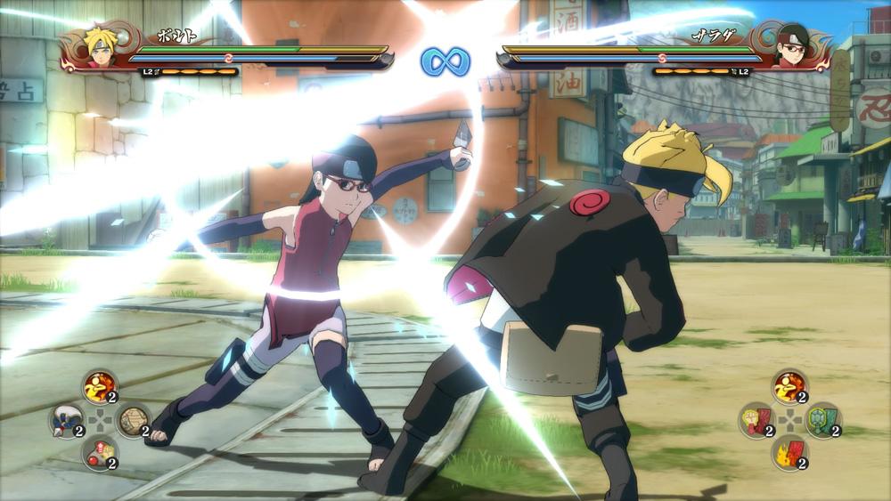 Naruto Shippuden Ultimate Ninja Storm 4 Gets More Boruto, Sarada