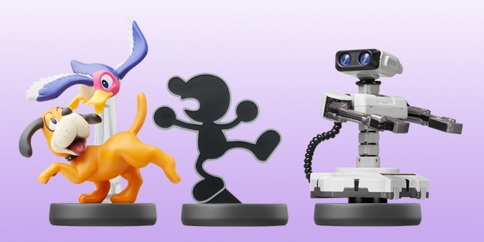 Amiibo Retro 3 Pack Still Available For Pre Order On Gamestop