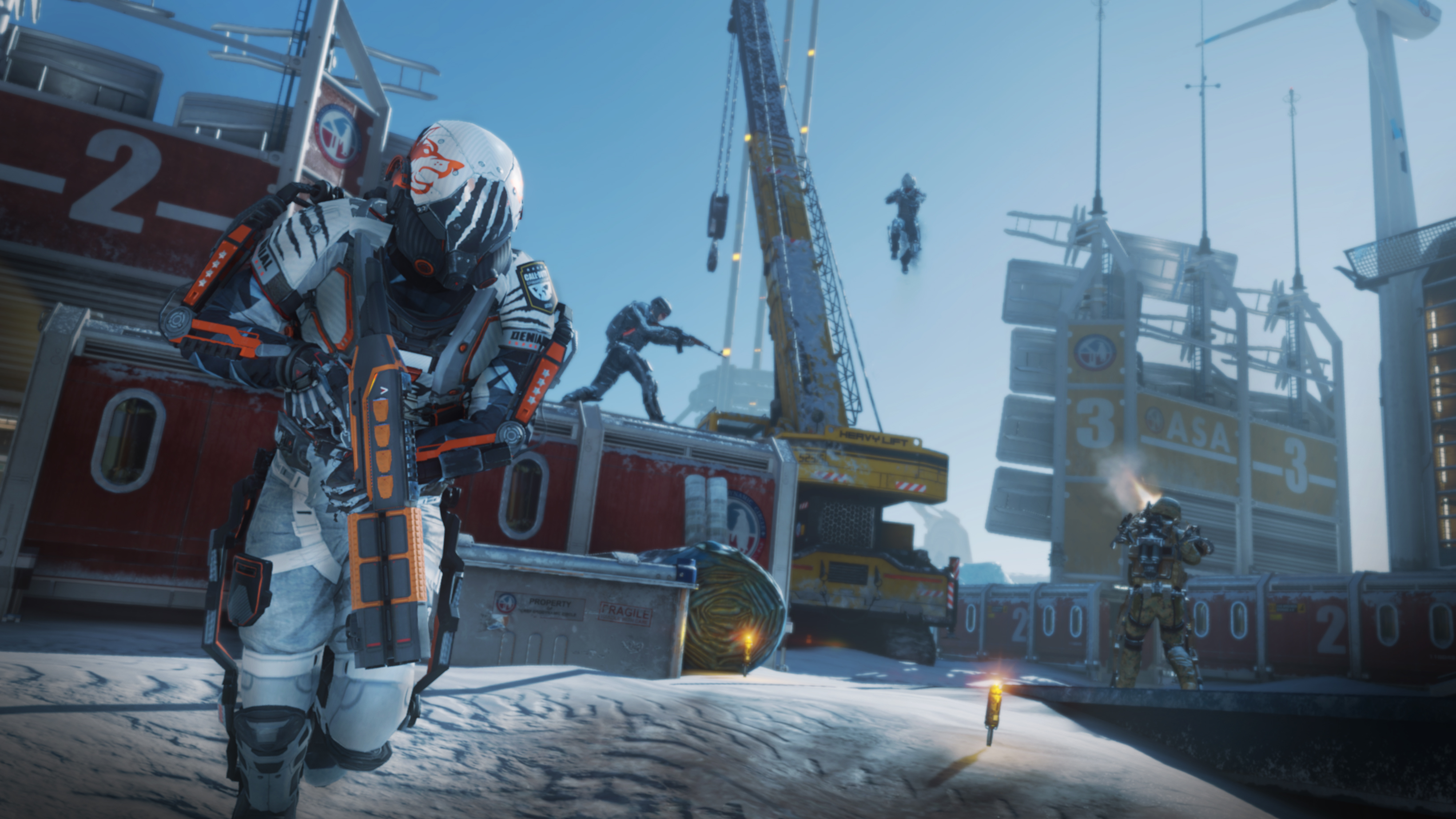Call Of Duty Advanced Warfare Reckoning DLC Gets Some New ... Call Of Duty Advanced Warfare Dlc Map Packs on