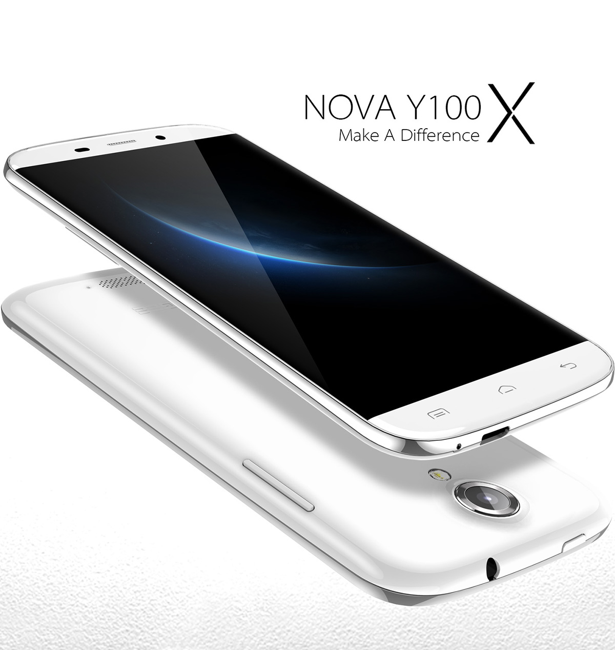 Doogee Nova Y100X design and features