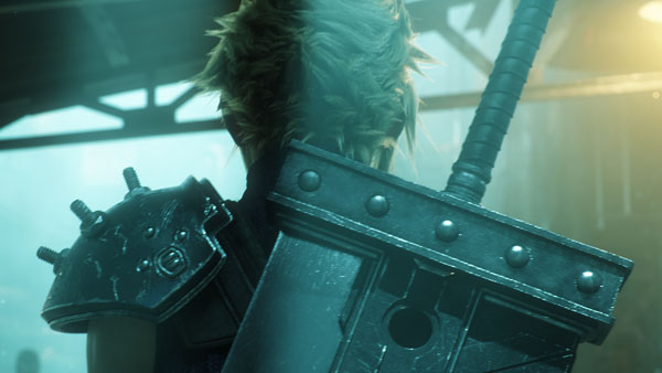 Final Fantasy 7 Remake Update Emerges