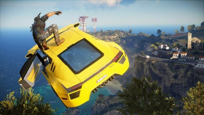 Just Cause 3 Island Giveaway is too good to be true