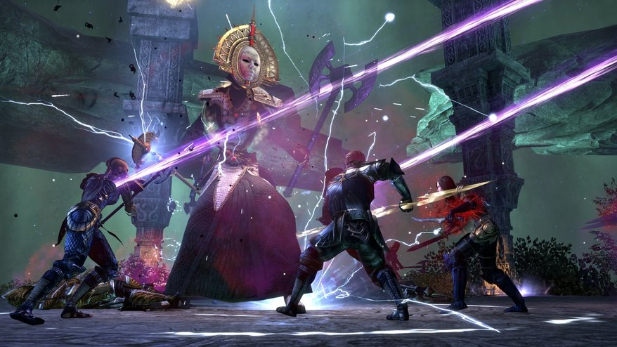 The Elder Scrolls Online Tamriel Unlimited Gets New Patch On