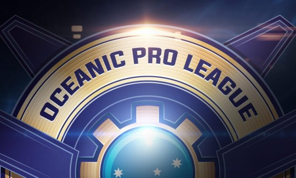 League Of Legends oceanic pro league