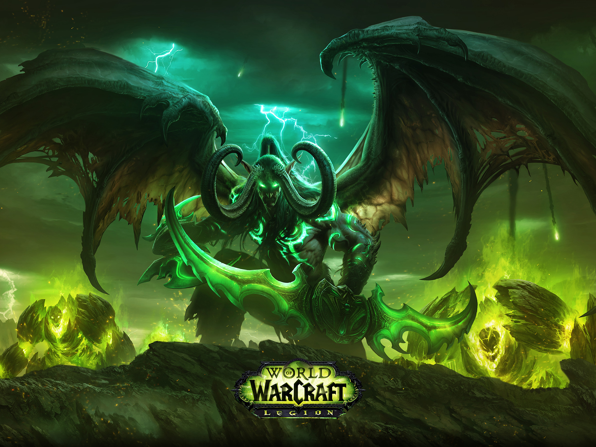 Latest World of Warcraft Expansion, Legion revealed