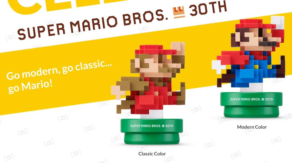 Amiibo Classic Mario Figure Now Up On Gamestop Bowser Jr To Be
